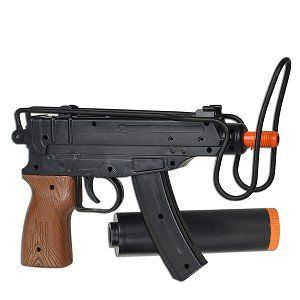 260 FPS Spring Airsoft Skorpion Submachine Gun w/Silencer