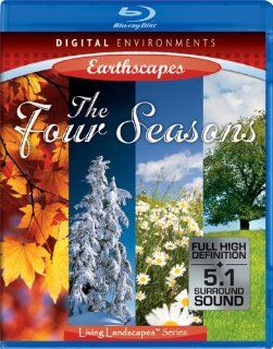 Living Landscapes Earthscapes   Four Seasons [Blu ray