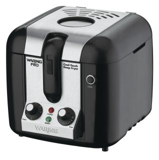 Waring Pro WPF100 Professional Cool Touch Deep Fryer (Refurbished