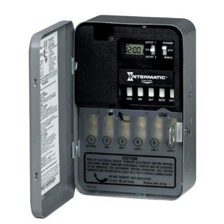 Intermatic ET279C Energy Controls   Electronic Time Switches   24 Hour