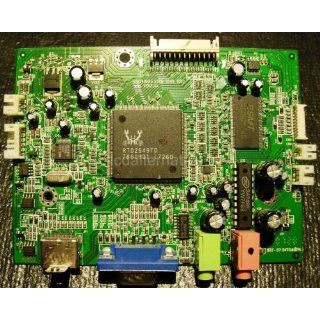 Repair Kit, I INC iF281D Main Supply Board, LCD Monitor, Capacitors