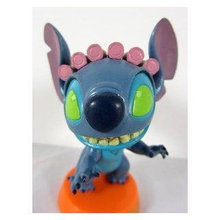 Disney Lilo & Stitch   Hair Rollers Stitch Bobble Head