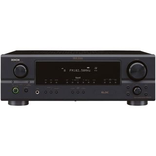 Denon DRA 397 AM/ FM Stereo Receiver (Refurbished)