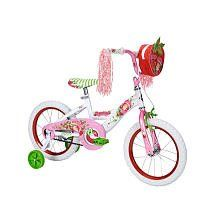Huffy 16 inch Bike   Girls   Strawberry Shortcake