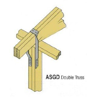 Advanced Connector ASGD312 24 Gauge Double Truss Tie Down
