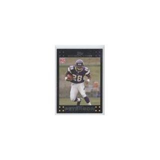 Adrian OU Peterson, Minnesota Vikings (Football Card) 2007 Topps #301