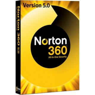 Norton 360 v.5.0   3 PC in One Household