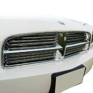 2006 2010 Dodge Charger Chrome 5 Piece Grille Factory Style