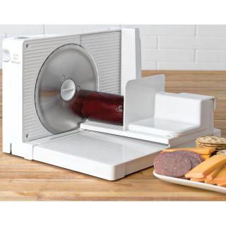 Rival 1042 WN Fold Away Electric Food Slicer