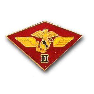 US Marine Corps 2nd Airwing Lapel Pin Everything Else