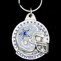 Dallas Cowboys Key Ring   NFL Football Fan Shop Sports