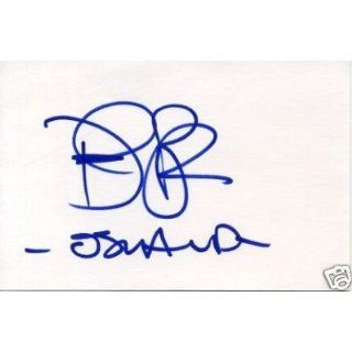 Diedrich Bader Napoleon Dynamite Office Space Signed