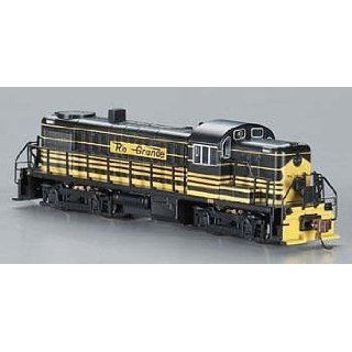 Bachmann Industries Alco RS 3 Locomotive D and RGW 5200