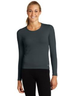 Hot Chillys Womens MTF 4000 Jewel Neck Top: Clothing