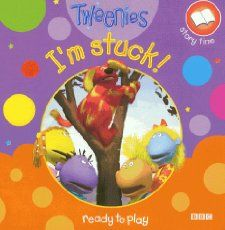 Tweenies Storyb 04 Im Stuck (Tweenies Storybook): Diane; Hartas, Leo