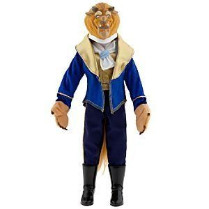 Disney Beauty & the Beast Prince Adam doll Toys & Games
