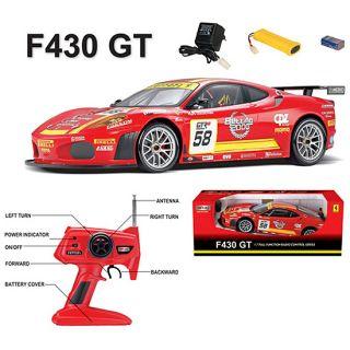 Remote Control Ferrari F430 GT 110 Model Car