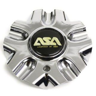 Asa By Bbs Chrome Wheel Style Is1 Center Cap # 8b326