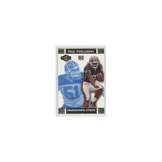 Marshawn Lynch/Paul Posluszny #327/349 Buffalo Bills (Football Card