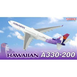 Dragon Models 1/400 Hawaiian Airlines A330 200   N380HA