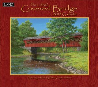 Covered Bridge 2013 Wall Calendar Office Products