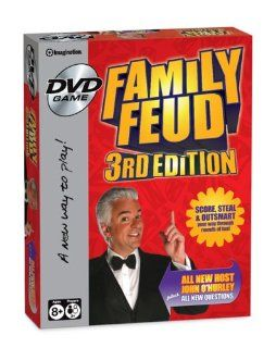 Family Feud DVD Game Toys & Games
