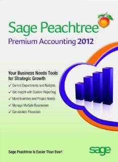 Sage Peachtree Premium Accounting 2012 [Download