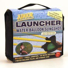 Junior Water Balloon Launcher Slingshot   Launches Water