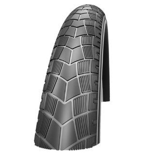 Schwalbe Super Moto HS 338 Slick Mountain Bike Tire (26x2