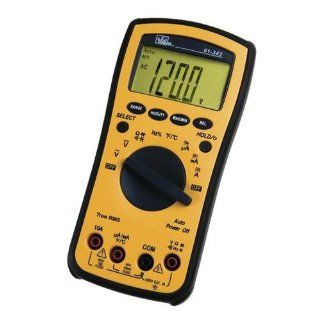 Ideal Industries 61 342 Test Pro Series 340 Digital Multimeter with