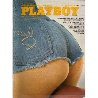 Playboy Magazin September 1974 Zeitschrift Original Deutsche Ausgabe 9