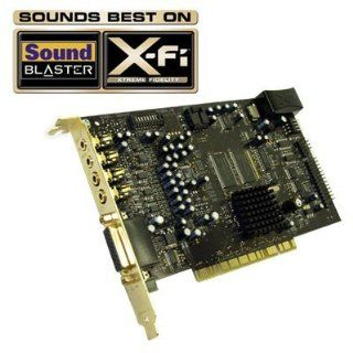 Creative Labs X Fi Xtreme Music Soundblaster SBO460 PCI