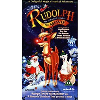 Rudolph The Red nosed Reindeer   The Movie [UK Import] [VHS] John
