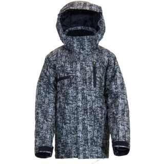 Boulder Gear Boys Profile II Black Ski Jacket