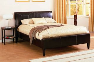 Coffee Bean 2 piece Queen Bedroom Set