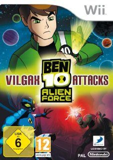 Ben 10   Alien Force Vilgax Attacks Games