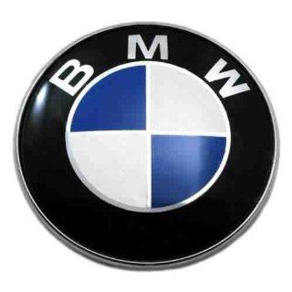 BMW Blue Steering Wheel Horn Badge / Plaketten Aufkleber Embleme Logo