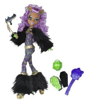 Mattel X3715   Monster High Kostümparty Clawdeen, Puppe