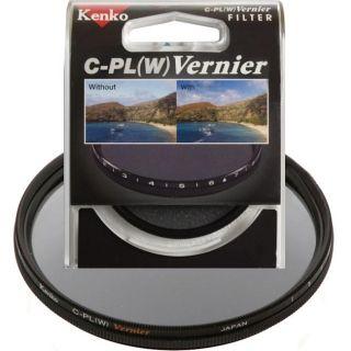 Kenko Vernier 77mm Circular Polarizer(W) Filter