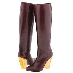 Marc by Marc Jacobs 684911 Bordeaux Kid Boots   Size 6 M