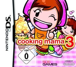 Cooking Mama 3 Games