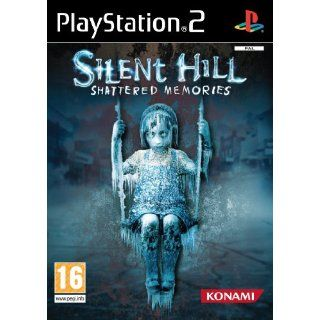 PS2 Silent Hill Shattered Memories (Pegi Version): Games