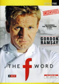 The F Word Series Five (DVD)