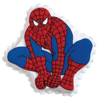 SPIDERMAN SPIDER MAN ALU KUCHEN BACKFORM KUCHENFORM   aus USA