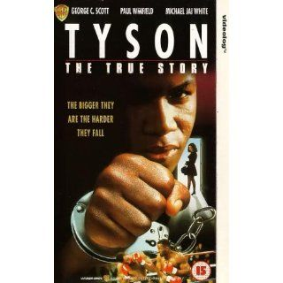 Tyson [UK Import] [VHS] George C. Scott, Paul Winfield, Michael J
