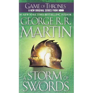 Song of Ice and Fire 3. A Storm of Swords. George R.R