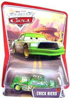 Disney Pixar   CARS   THE WORLD OF CARS   Die Cast   CHICK HICKS