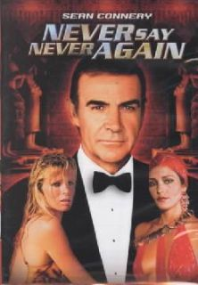 Never Say Never Again   James Bond 007 (DVD)