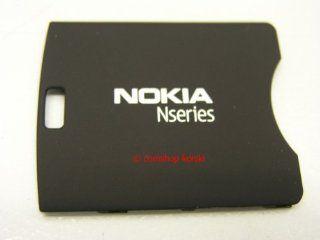 Nokia N95 Akkudeckel black schwarz orginal Ersatzteil