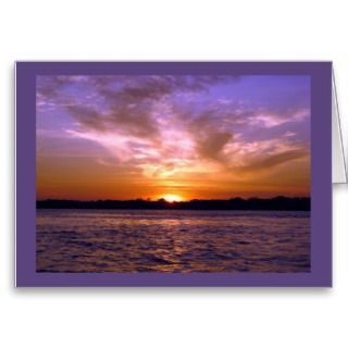 Violet Sunset small Gift Tag Custom Return Address Labels